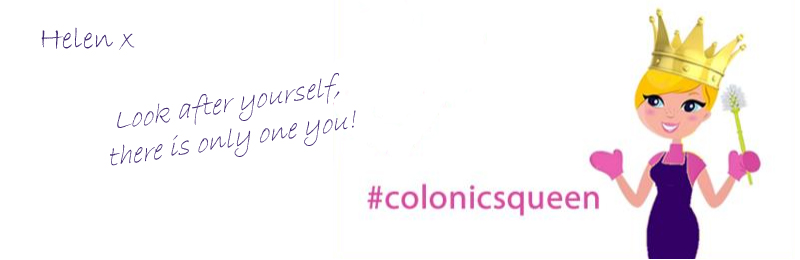 Look after yourself, there is only one you! Complete Health Clinic #colonicsqueen #Manchester