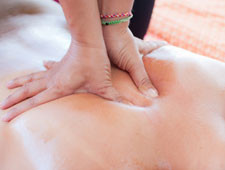 Deep tissue massage - Complete Health Clinic
