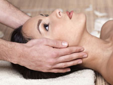Indian Head Massage - Complete Health Clinic