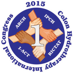 1st Colonic Hydrotherapy International Congress logo #CHIC2015