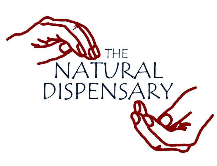 The natural dispensary logo